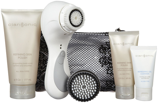clarisonic-plus-white-holiday-gift-set