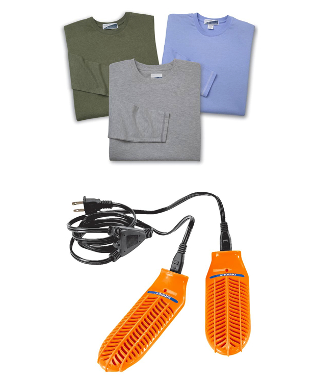 insect_repelling_tee_electric_shoe_boot_dryers