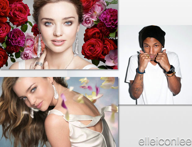 pharrell_williams_Miranda_Kerr_Swarovski_video_music