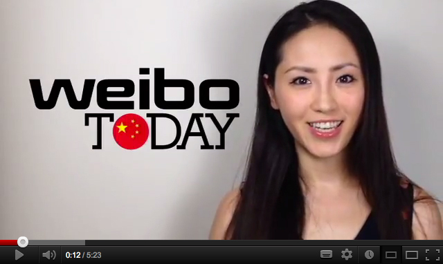 My China Social Media Online TV Show: Weibo Today (Episode 5) China UFO's, Social Media Kidnappers and Sexy Shanghai Metro Riders