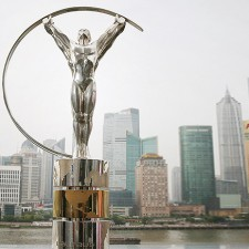 Laureus, the Oscars for Sports, landed in Shanghai