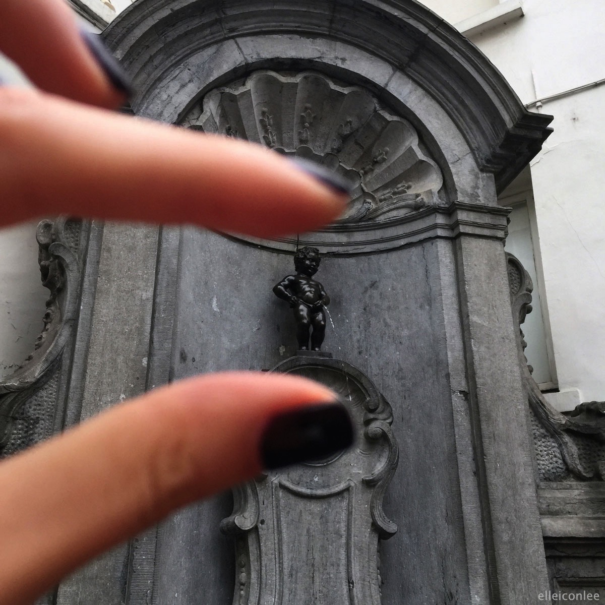 Belgium Brussels Manneken Pissing Boy_tiny_2015_01